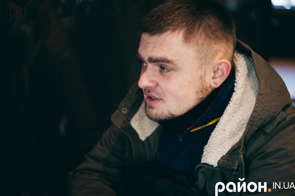 Михайло Невідомський разом із Юлією Шатило влаштовує в школах відкриті уроки