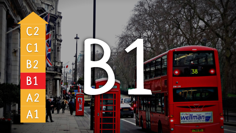 ЗНО з англійської на рівні b1